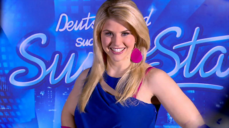 DSDS-Gewinnerin 2013 Beatrice Egli