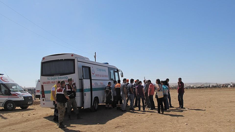 Neue Vorwürfe: Türkei verweigert gut ausgebildeten Syrern die Ausreise