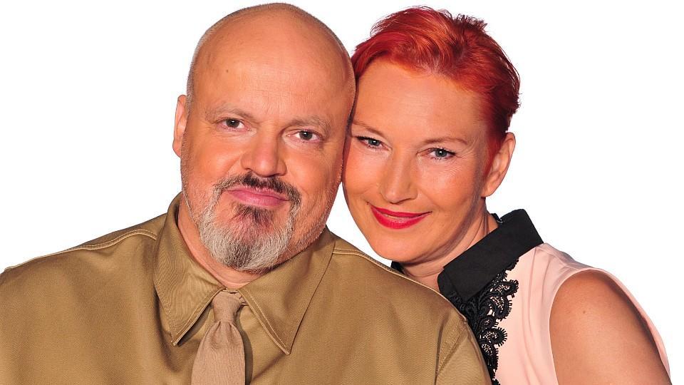 """Hubert Kah und Ilona Magyar machen bei """"Das Sommerhaus der Stars"""" mit."""