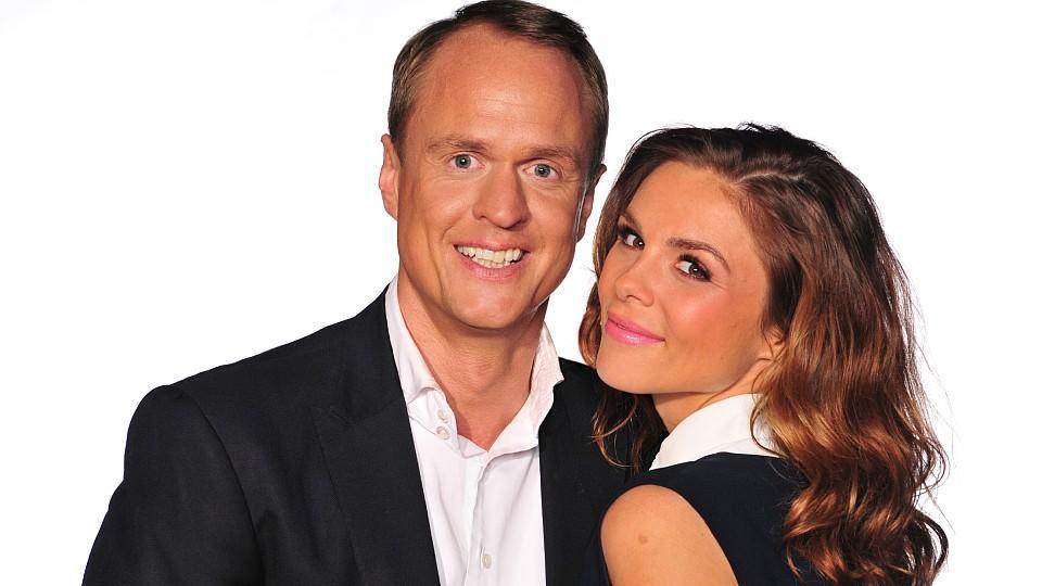 """Alexander und Angelina Posth machen bei """"Das Sommerhaus der Stars"""" mit."""