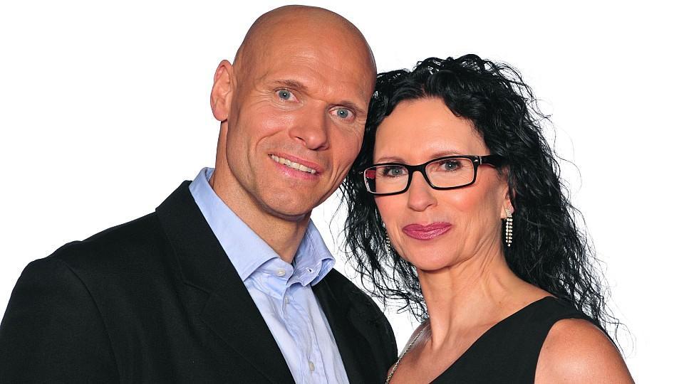 """Thorsten und Alexandra Legat sind Kandidaten bei """"Das Sommerhaus der Stars""""."""