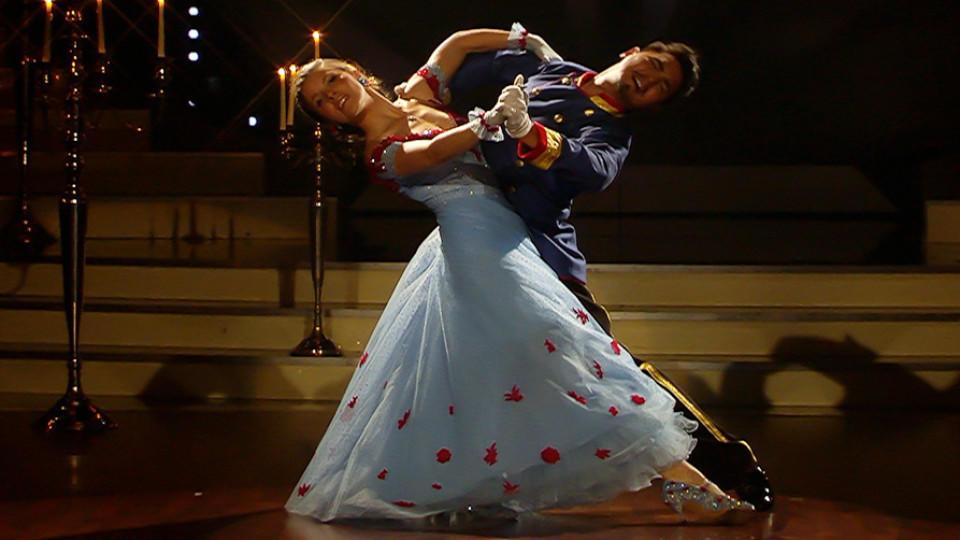 Let's Dance 2016: Victoria Swarovski und Erich Klann holen mit ihrem Langsamen Walzer die Höchstpunktzahl