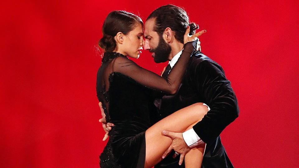 Let's Dance 2016: Jana Pallaske und Massimo Sinató werden im großen Finale Dritte