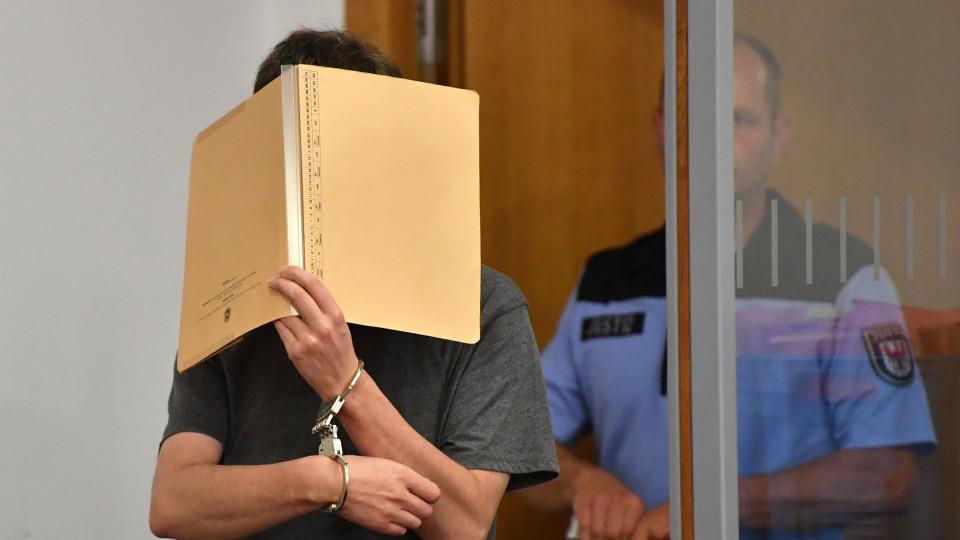 Silvio S. vor Gericht