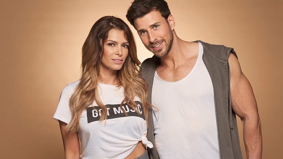 """Sabia Bouhlarouz und Leonard Freier scheiden in der fünften Show von """"Dance Dance Dance"""" aus"""
