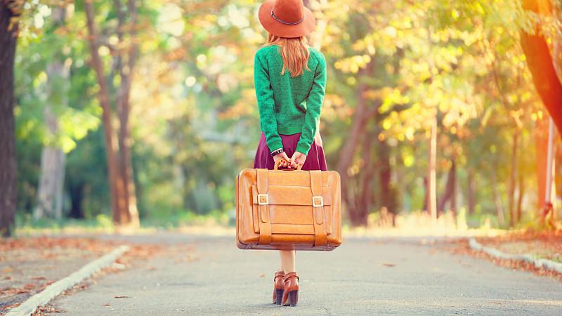 Auch den Herbst möchten viele doch lieber in Deutschland verbringen.