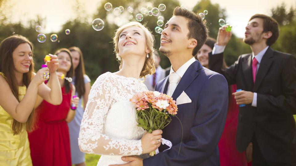 Verliebt, verlobt, verheiratet...