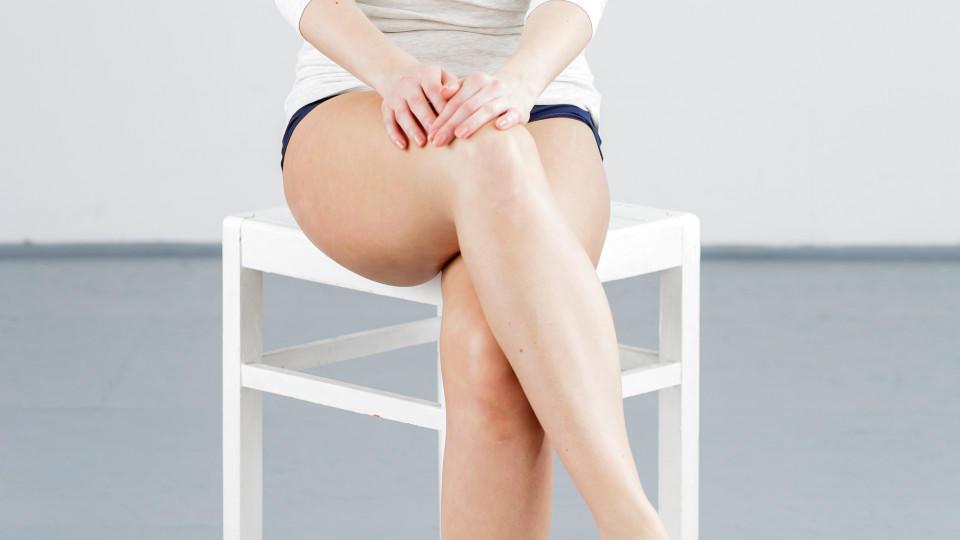 Körpersprache: Was machen SIE beim Date mit den Beinen?