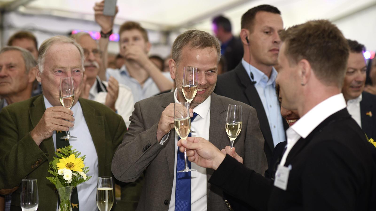 Single party mecklenburg-vorpommern