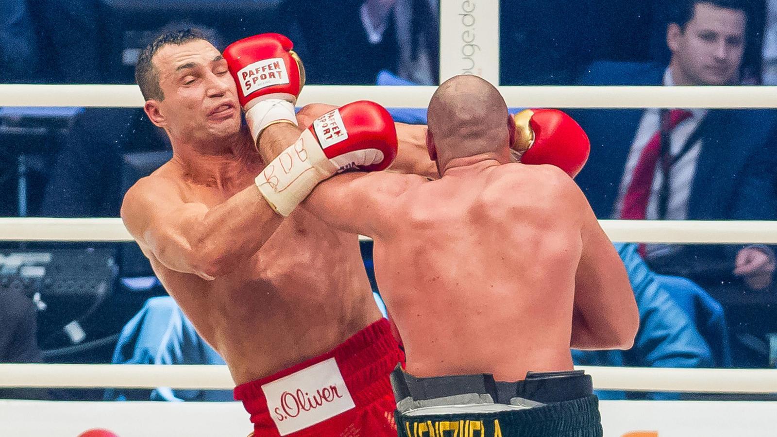 Rückkampf Klitschko Fury