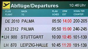 BGH: Reiseveranstalter müssen sich an Flugzeiten halten