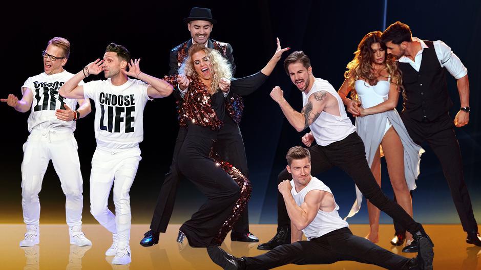 """In der vierten Show von """"Dance Dance Dance"""" haben die Promis wieder alles gegeben."""