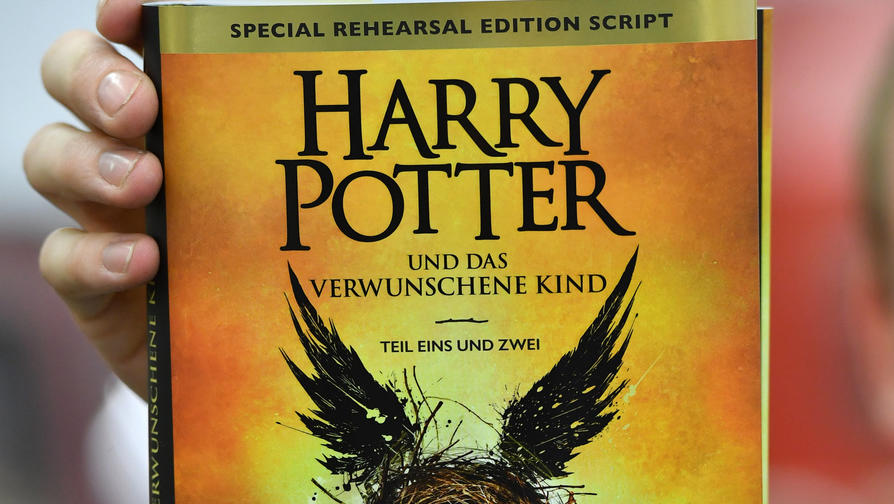 'Harry Potter und das verwunschene Kind' ist der achte Band der Bücher.