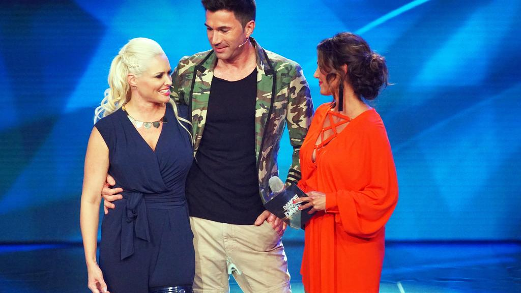 """Für Daniela Katzenberger und Lucas Cordalis ist das Abenteuer """"Dance Dance Dance"""" vorbei."""