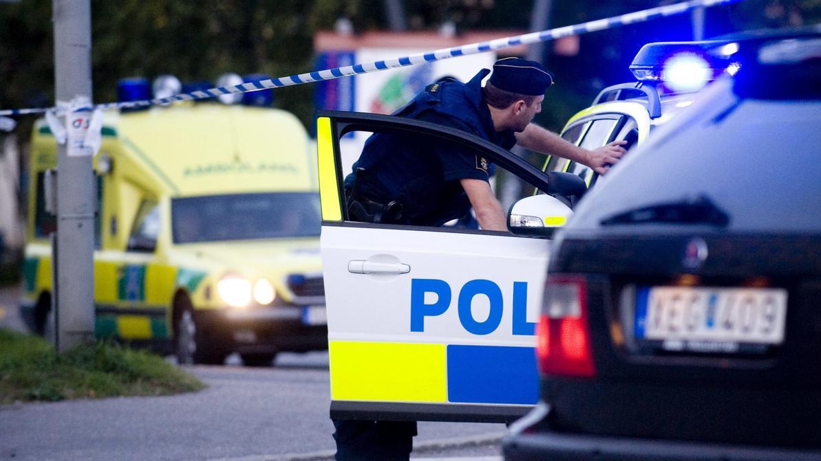 In Malmö ist es am Rande eines Fußballspiels zu einer Schießerei gekommen. (Motivbild)