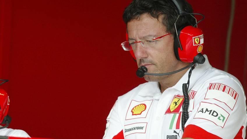 Luca Baldisserri feierte an der Seite von Michael Schumacher fünf WM-Titel mit der Scuderia Ferrari.