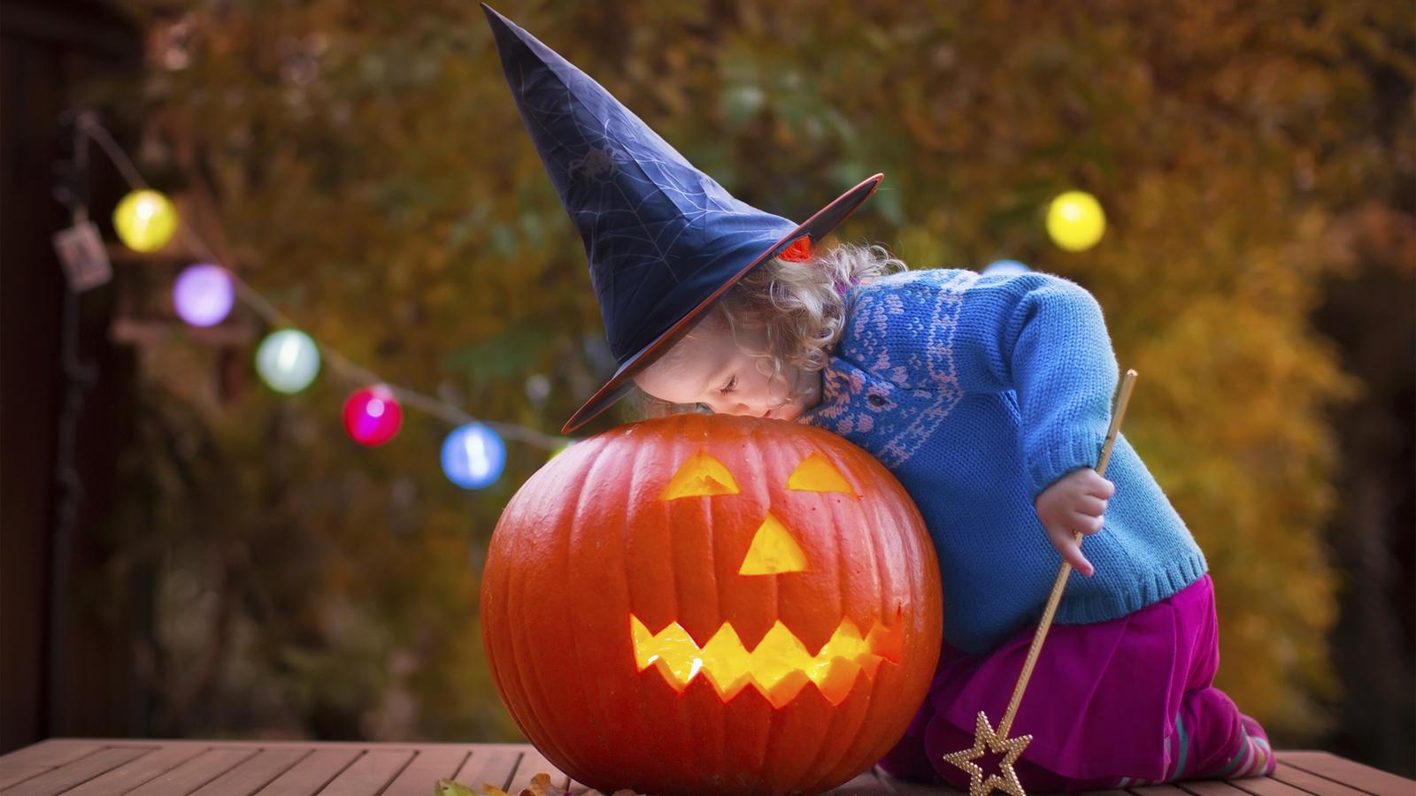 So wird Halloween zum perfekten Familienerlebnis.