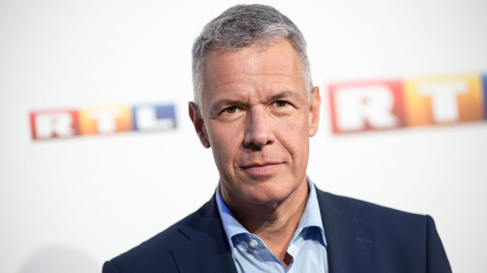 RTL-Chefmoderator Peter Kloeppel