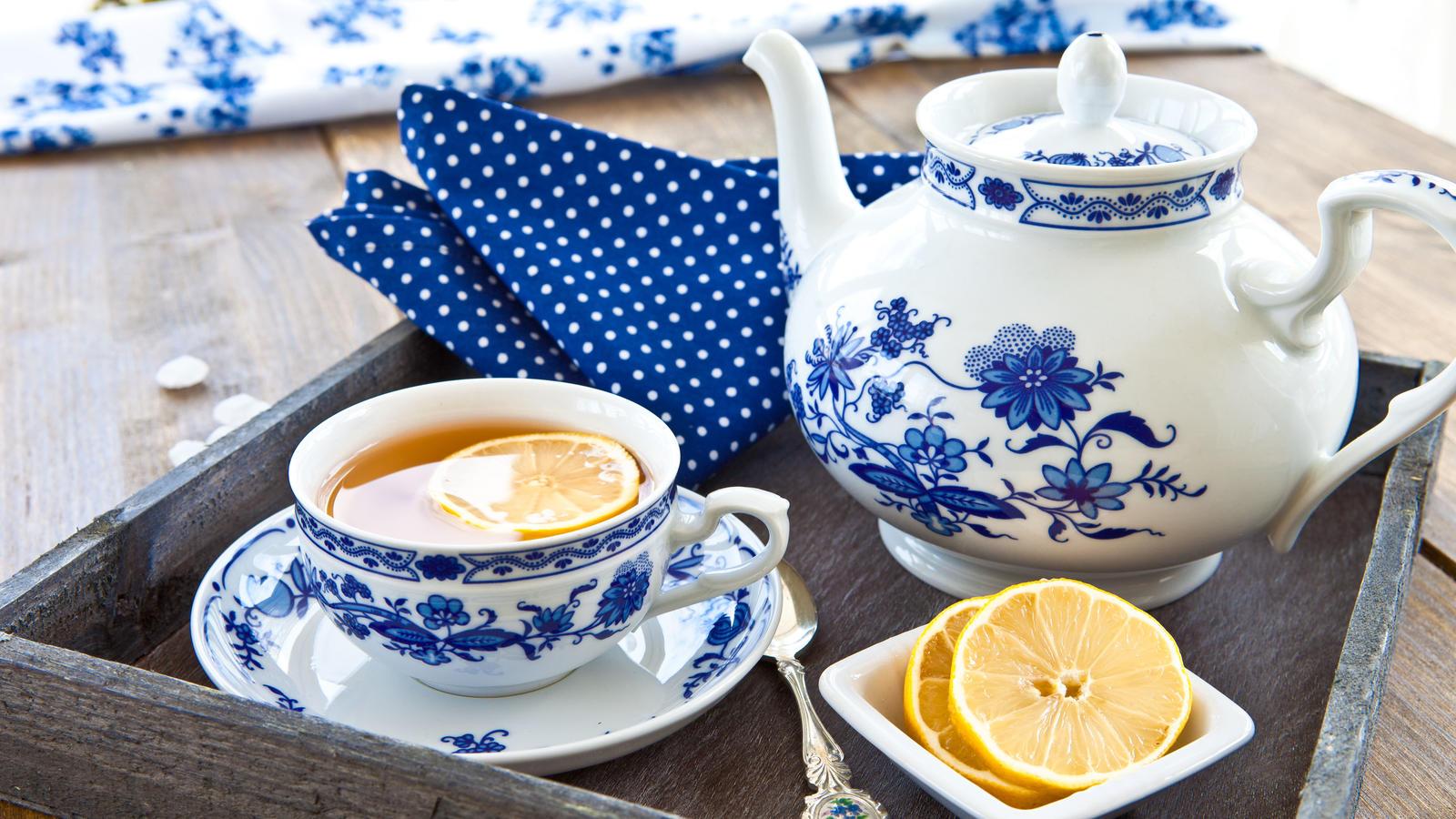 Tee tut nicht nur an kalten Tagen gut.