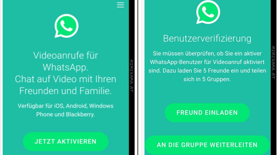 WhatsApp-Kettenbrief.