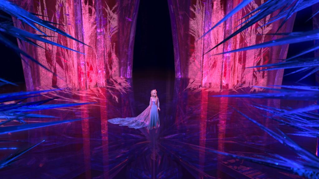 Die Eiskönigin - Völlig Unverfroren: Königin Elsa entdeckt nach und nach das Ausmaß ihrer magischen Kräfte und realisiert, dass sie weitaus mächtiger sind, als sie sich jemals zu träumen gewagt hätte.