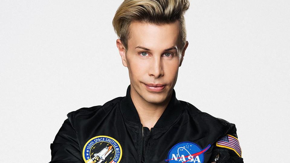 Florian Wess wird Dritter im Dschungelcamp 2017.