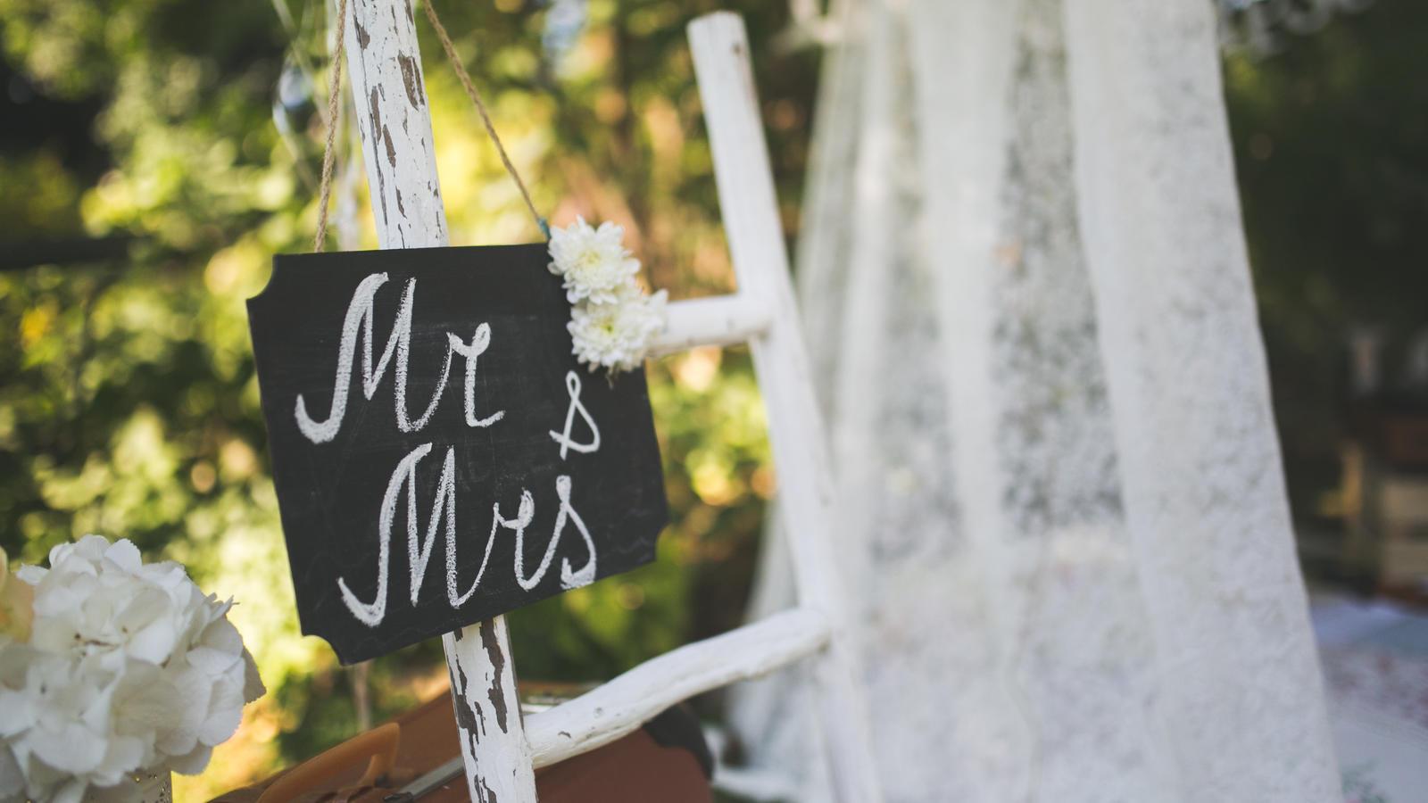 Britisches Paar verschickt kuriose Hochzeitseinladung:  Einteilung in Kategorien entscheidet  über die Gäste