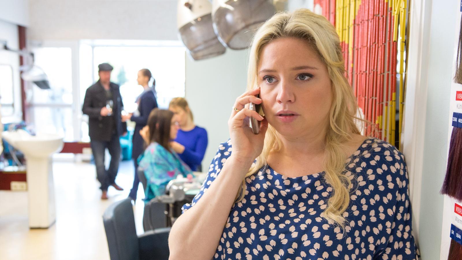 Dagmar (Caroline Maria Frier) Foto: RTL / Michael Böhme
