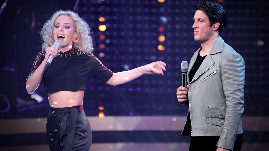 """In der dritten Show von """"IT TAKES 2"""" müssen sich die Kandidaten Isabel Edvardsson und Matthias Steiner verabschieden."""