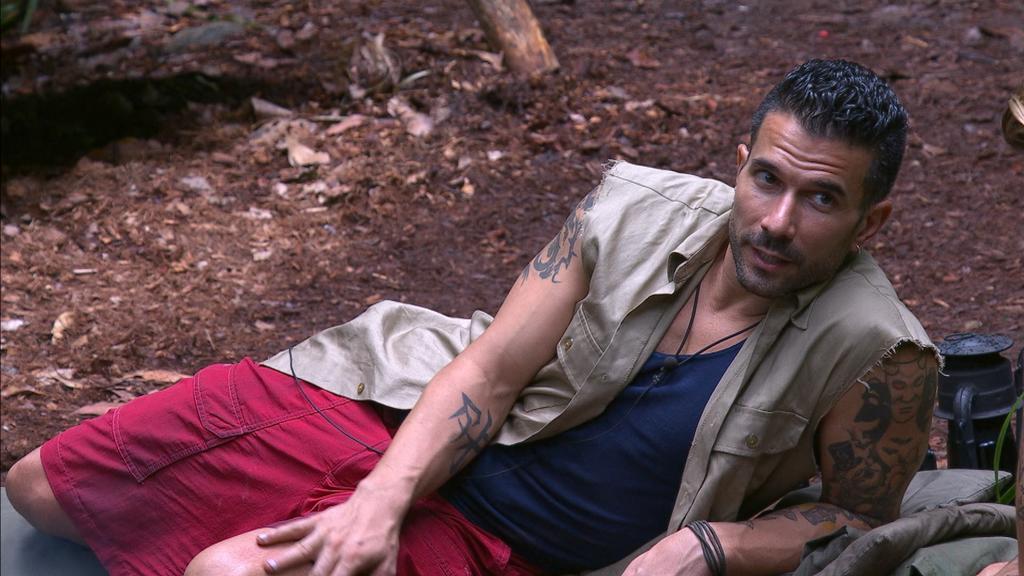 Marc Terenzi blickt seiner letzten Dschungelprüfung entgegen.