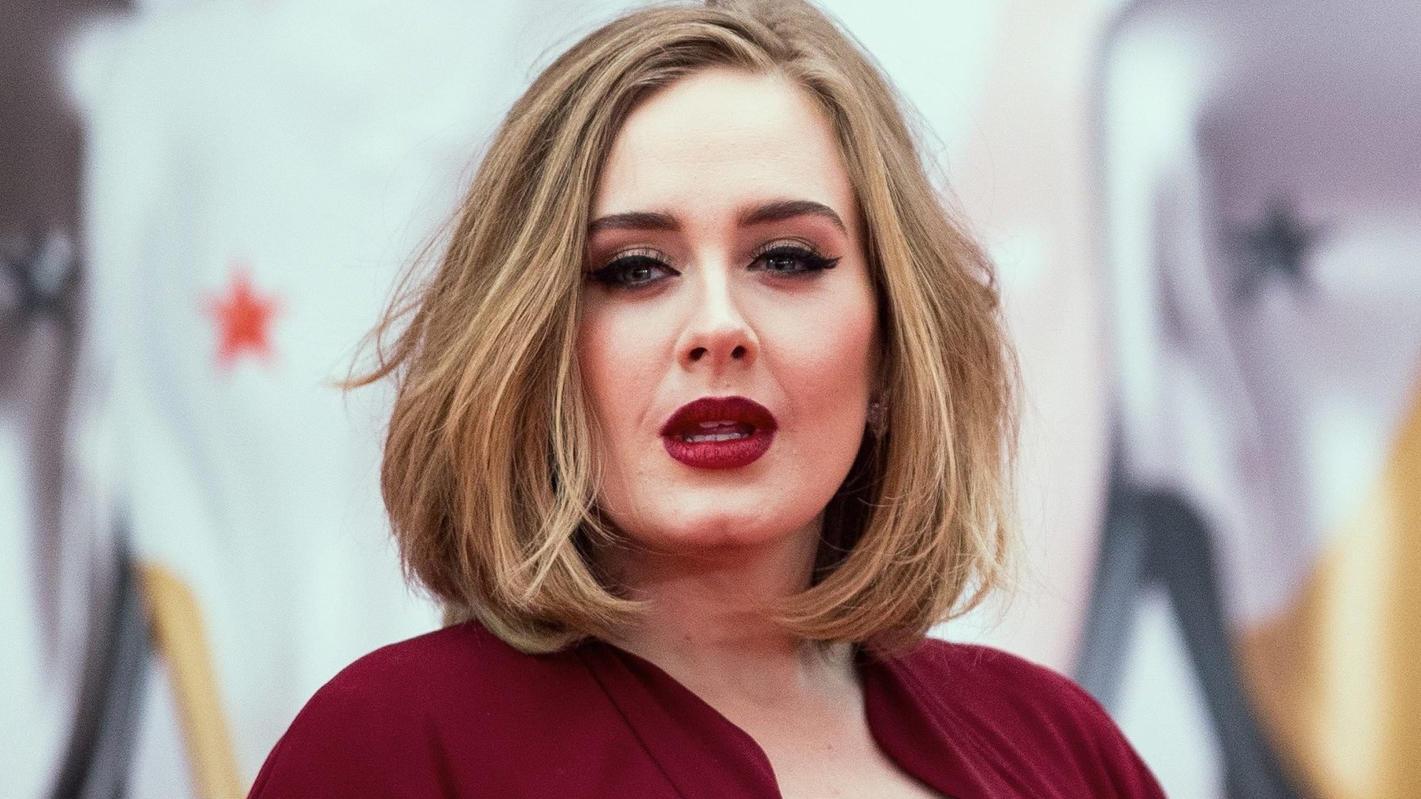 Adele Auf Abnehmtrip Die Sangerin Ist Kaum Wiederzuerkennen