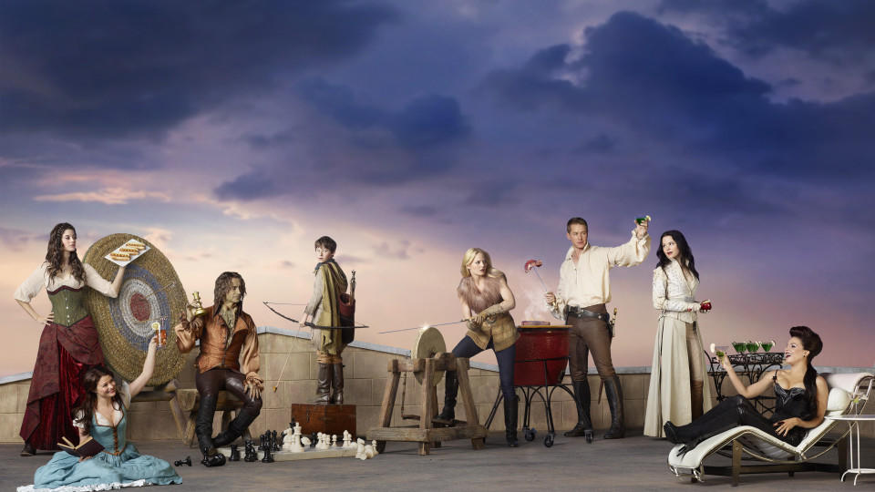 Once Upon A Time / Staffel 2