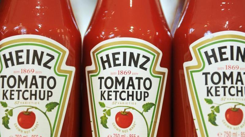 Das wohl berühmteste Produkt des amerikanischen Ketchup- und Lebensmittel-Herstellers Kraft Heinz. Foto: Angelika Warmuth