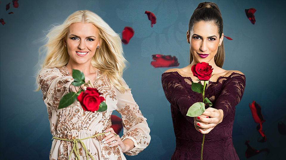 Erika und Clea-Lacy stehen im Finale und kämpfen um die letzte Rose von Sebastian.