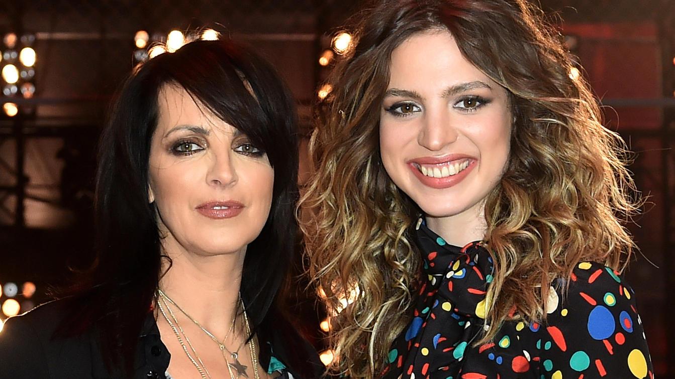 Sängerin Nena und ihre Tochter Larissa