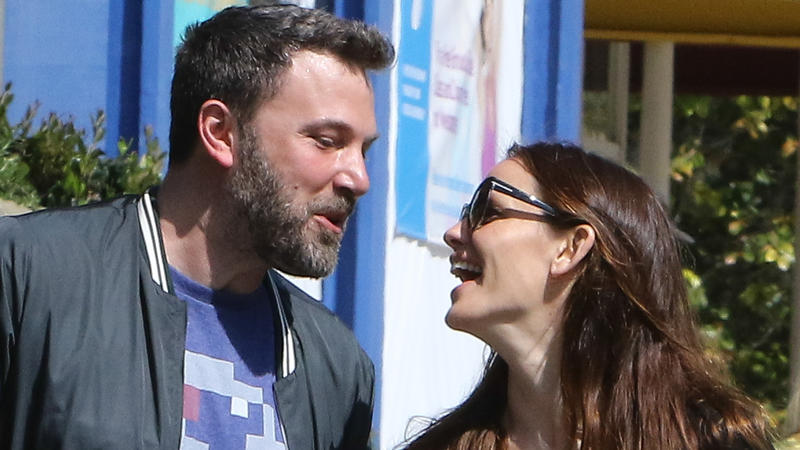 Liebescomeback: Ben Affleck und Jennifer Garner haben ihre Ehekrise überwunden.