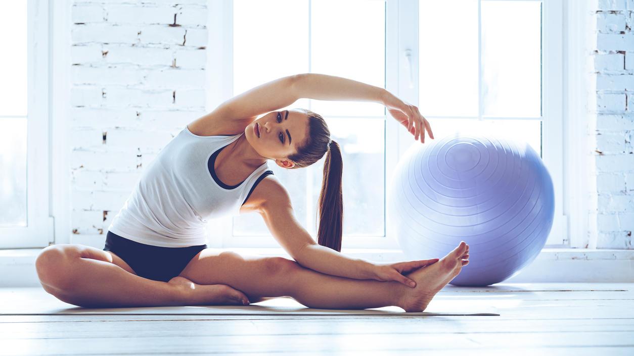 Zu Hause zu trainieren, ist auch effektiv