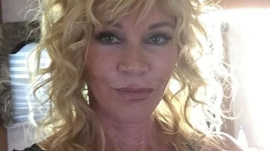Melanie Griffith: Wichtige Botschaft sexy verpackt