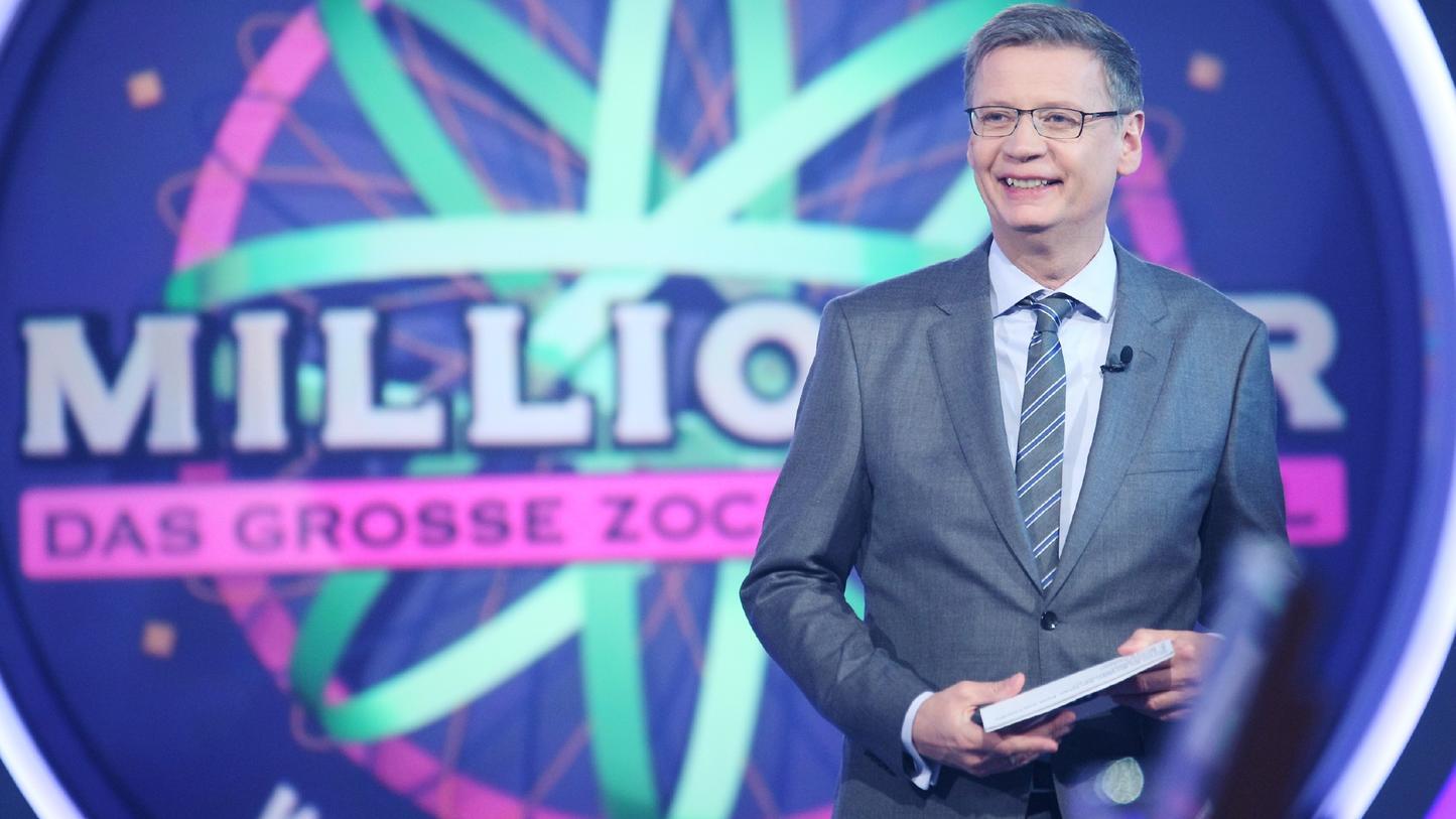 """RTL - """"Wer wird Millionär"""" Folge 1231/1232 Zocker-Special"""