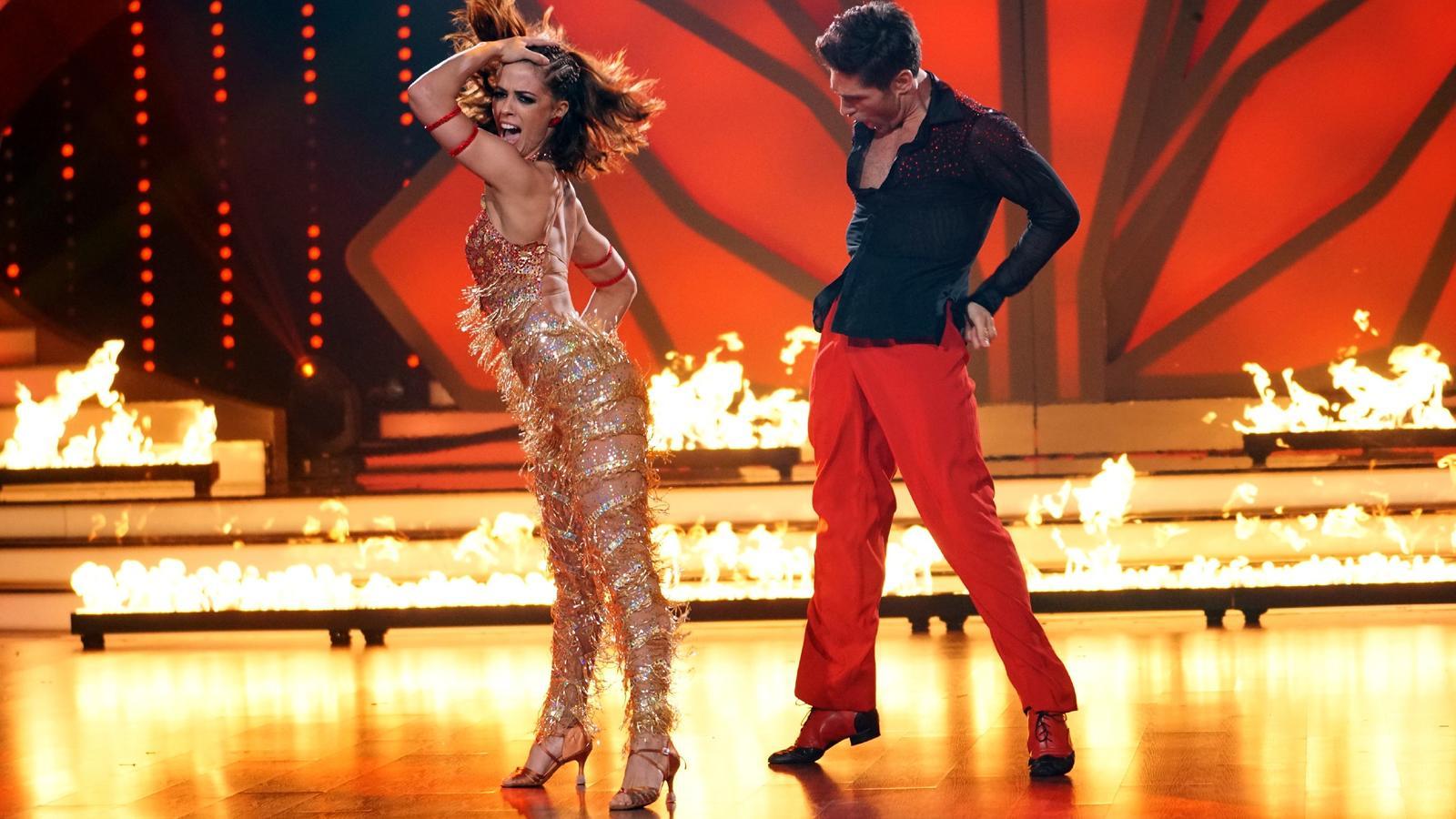 Lets Dance Vanessa