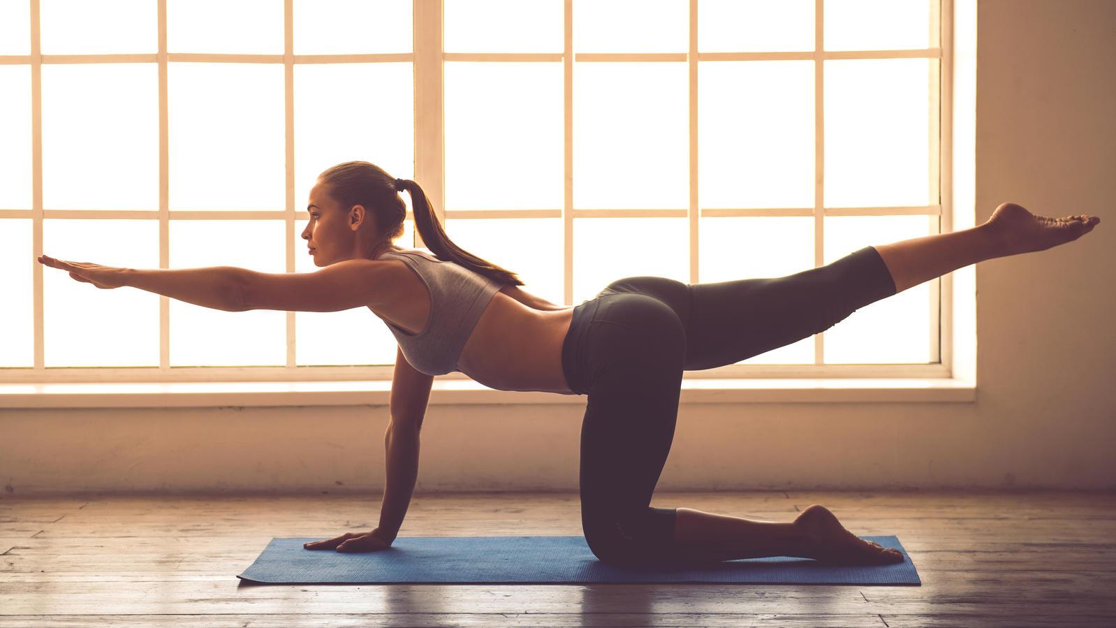 was ist besser zum abnehmen yoga oder pilates