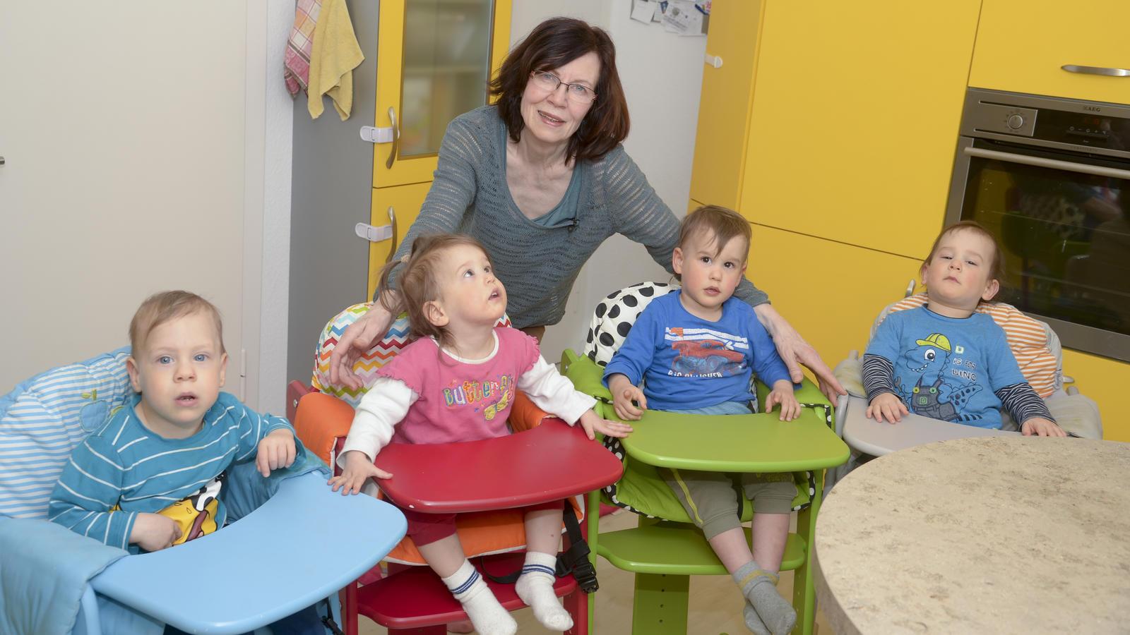Wiedersehen Zum Zweiten Geburtstag Birgit Schrowange Besucht Die