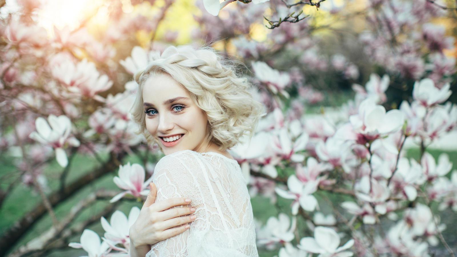 Collagen ist ein wichtiger Bestandteil für junge und straffe Haut.