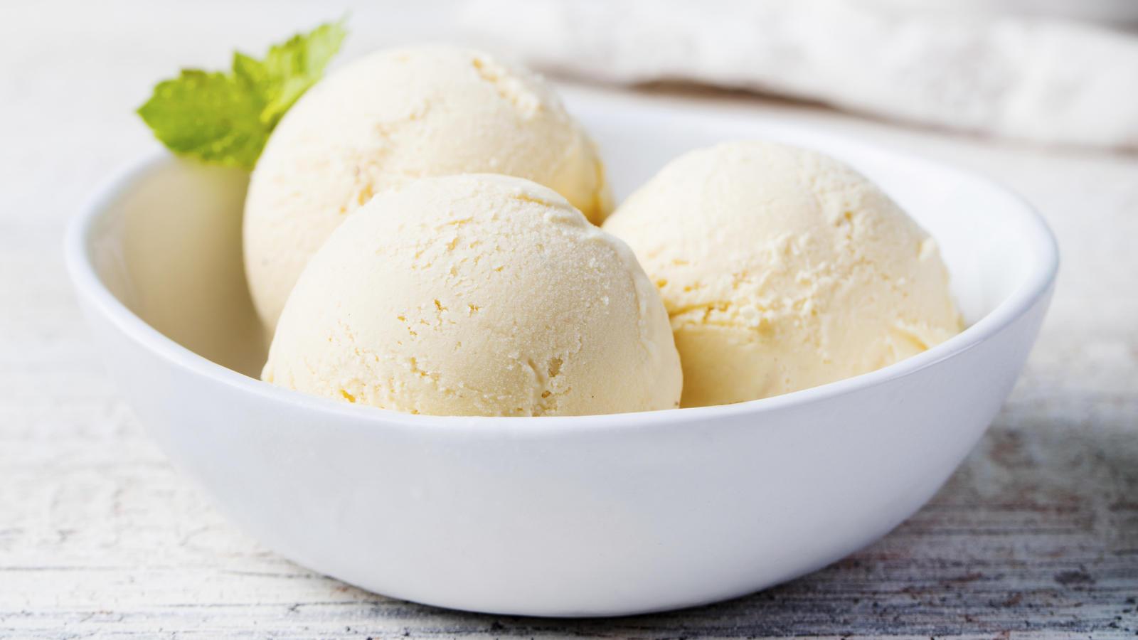 Eis Ganz Einfach Selber Machen Mit Nur Zwei Zutaten Und Ohne