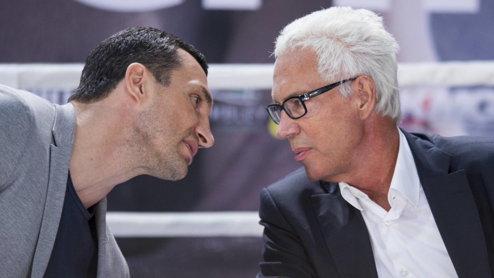 klitschko nächster boxkampf