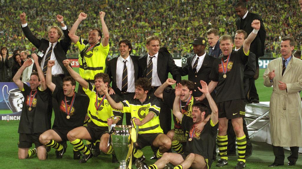 Champions League Sieger 1997