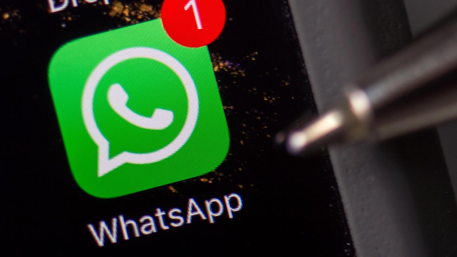 """Der vermeintliche WhatsApp-Virus """"Martinelli"""" verunsichert derzeit viele Nutzer."""