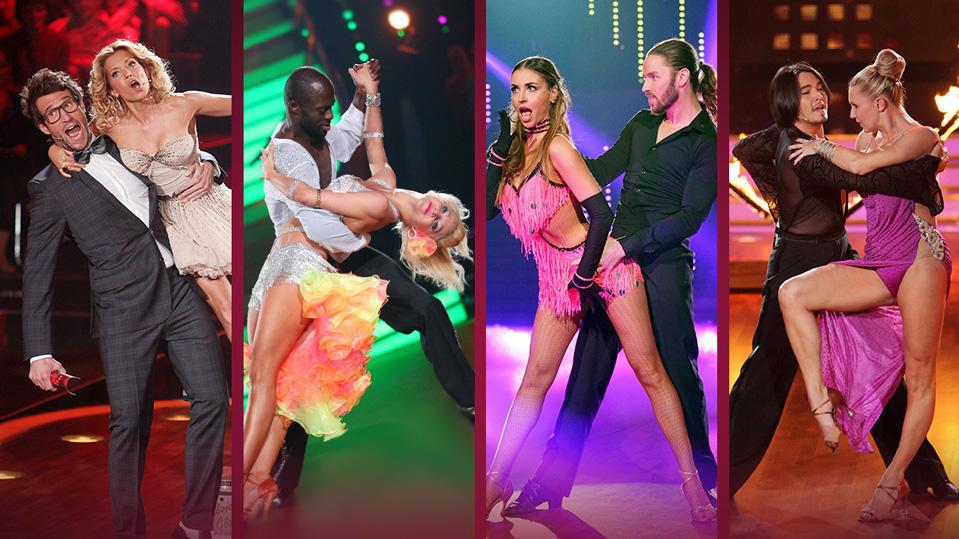 """In zehn Jahren """"Let's Dance"""" hat es viele Highlights für Jury, Moderatoren, Promis und Profitänzer gegeben."""