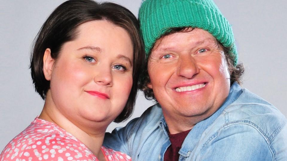 """TV-Schrottstar Manfred """"Manni"""" Ludolf und  seine Frau Jana Ludolf ziehen zusammen in """"Das Sommerhaus der Stars""""."""