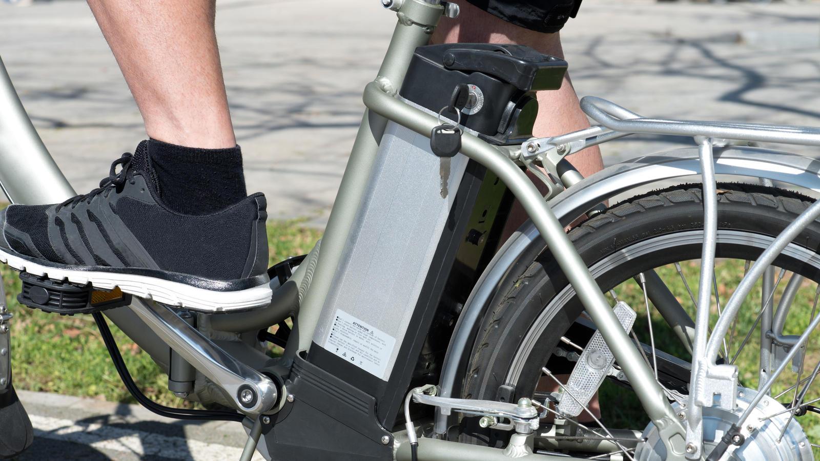 'Stiftung Warentest' testet E-Bikes